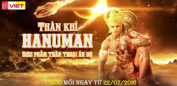 Phim Thần khỉ Hanuman |  Ấn Độ |LET'SVIET