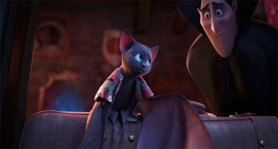 Mavis Dracula - from Hotel Transylvania (I take the bat ...
