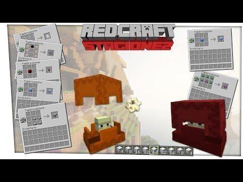 I Crafting Del Datapack Della Redcraft 2 Minecraft 1 13
