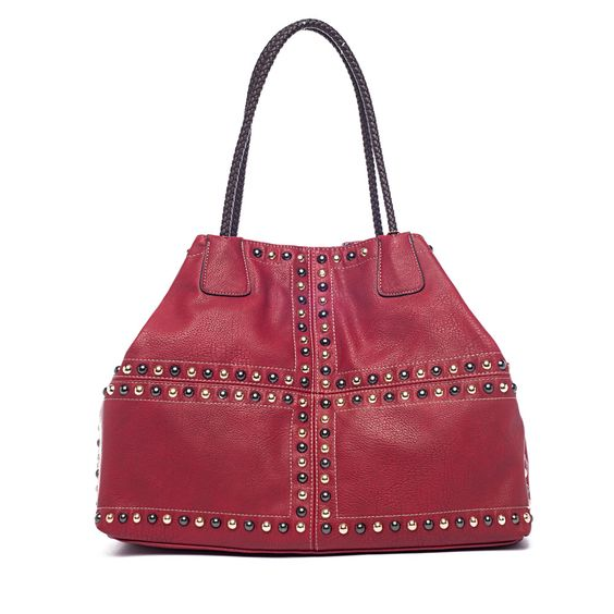 I love the Big Buddha Sona Embellished Tote from LittleBlackBag