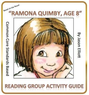 Printables Ramona Quimby Age 8 Worksheets pinterest the worlds catalog of ideas ramona quimby age 8 reading activity guide