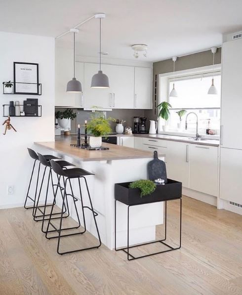 The beautiful kitchen Ferm Living Large .  #kitchen #kitchendesign #kitchendecor #kitcheninspo #nordichome #nordicinspiration