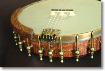 Banjo hardware