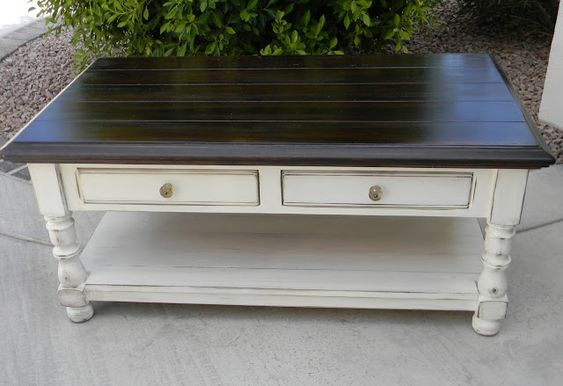 Refinished Coffee Tables Coffee Tables And Coffee On Pinterest