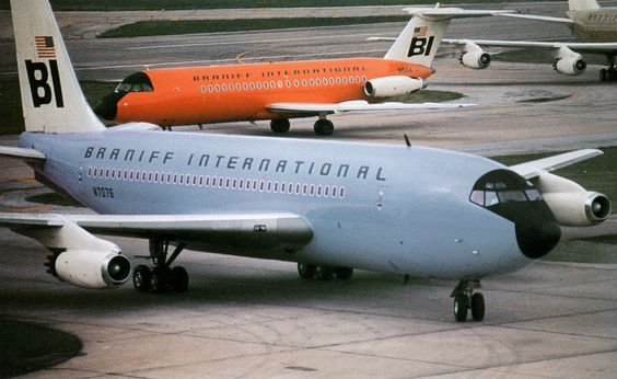 alexander girard for braniff airlines machinery