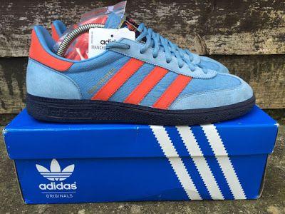 Rare Adidas Manchester 1/500 Trainers | Vintage1500 | Adidas ...