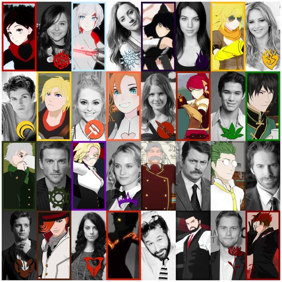 RWBY LIVE! Action CAST by hjpenndragon... The voice of Lie Ren is not Booboo Stewart, it is Monty Oum>>>> RIP Monty