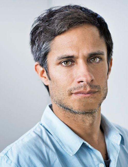 Chris's father (Gael Garcia Bernal)