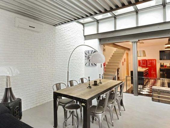 Loft dining room  - Daniel Féau Conseil Immobilier