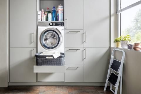 Hauswirtschaftsraum Mobel Und Ideen Zum Einrichten Hauswirtschaftsraum Hauswirtschaftsraum Ideen Waschkuchendesign