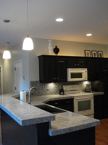 Cabinets, Painting kitchen cabinets and Kitchens on Pinterest