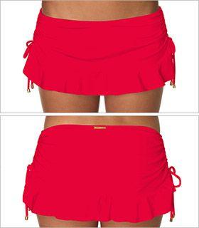 Rojo Flirty Skirt Swimsuit Bottom Style F286