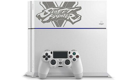Street Fighter 5 : des PS4 collectors annoncées au Japon