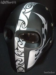 Tribal paintball paintball mask