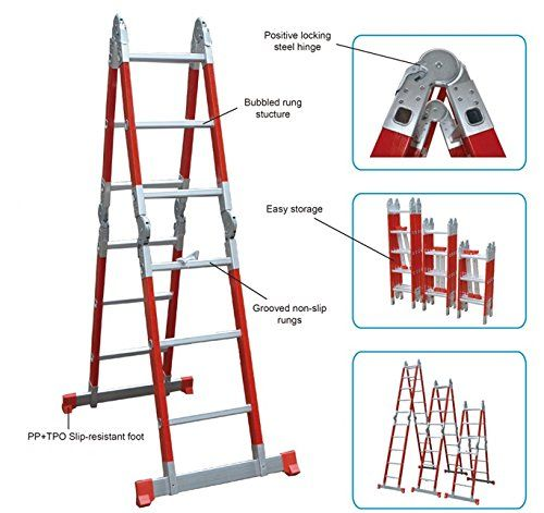 Pin On Ladders