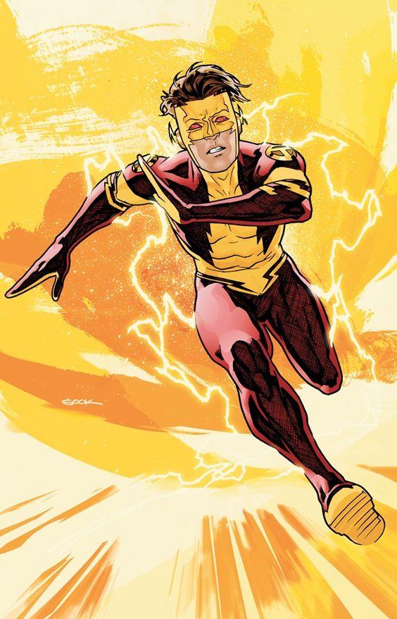 Kid Flash - New 52