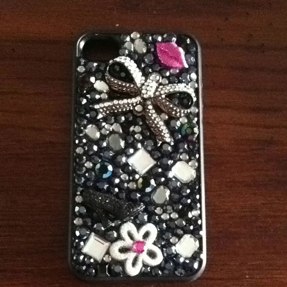 Homemade cell phone case