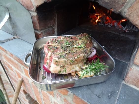 Wood Fired Rib of Beef - Wood Fired Oven Recipe