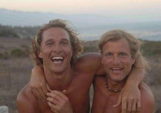Woody and Matthew McConaughey on Pinterest