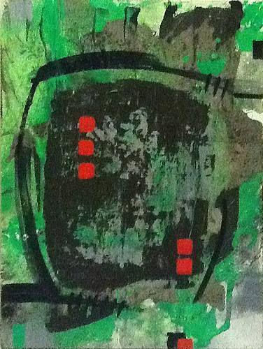 """artoffer – Art of Cecile Banz   """"green festival"""" (16) / 2011"""