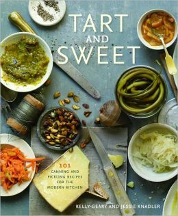 Tart and Sweet - canning cookbook