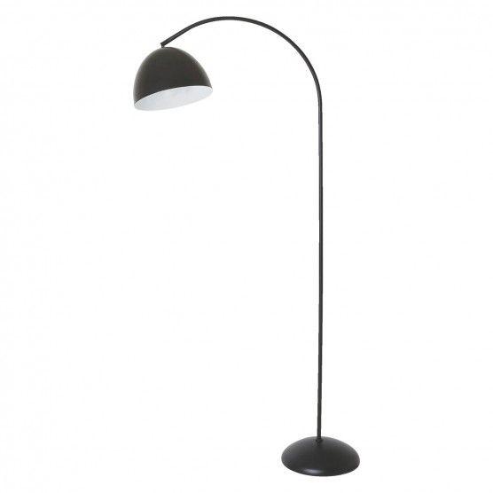 Hardy Hardy Black Metal Overreach Floor Lamp Buy Now At Habitat Uk Black Floor Lamp Lamp Floor Lamp