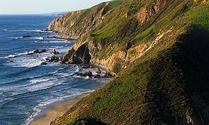 Beautiful and Breathtaking! Tomales Point, Marin County, California. Along the Hwy 1 Coast line. Got to see this!