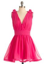 Special Occasion - Anything Flamingos Dress: