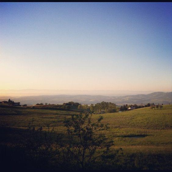 Lyon country