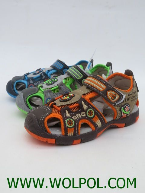 Sandaly Dzieciece 1801c Mix4 31 36 Boots Shoes Sketchers Sneakers