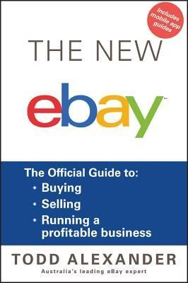 "The Complete Guide to Buying and Selling on Ebay. The only comprehensive, official guide to buying and earning money on eBay AustraliaWritten by an eBay insider with more than ten years of experience with the company, ""The New eBay"" guides you through the very basics to the more complicated. Available from Campbelltown campus library. #ebay #buying #selling #profit"