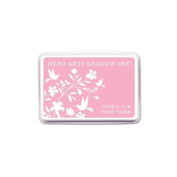 Hero Arts Shadow Ink Pad BUBBLE GUM