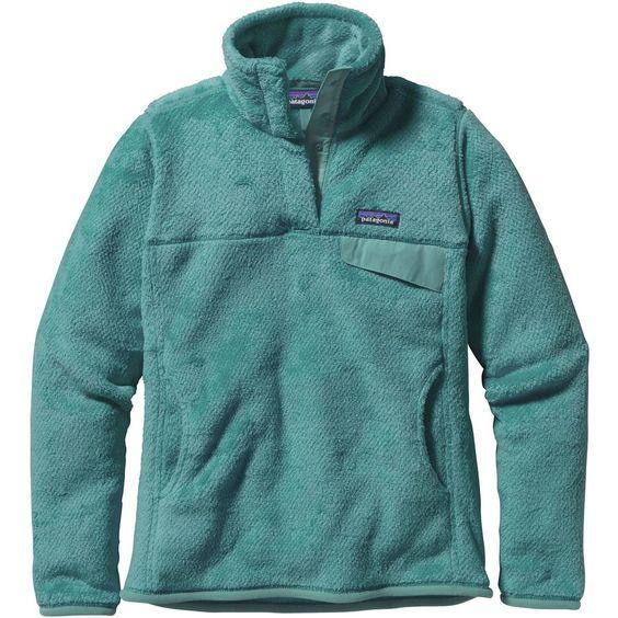 Patagonia - Re-Tool Snap-T Fleece Pullover - Women's - Mogul Blue/Mogul Blue X-dye