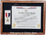 Child Medal in a Frame with Certificate <br /> <br />