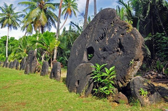 The Micronesian Island Of Yap Is Known For Its Stone Money Known