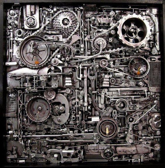 The Art of the Machine... ~ TheGentlemanRacer.com