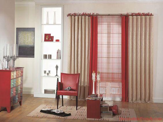 Curtains Ideas best curtain fabric : 2014 modern curtain fabric models design decor 6 Best Curtain ...