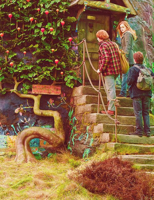 Harry potter harry potter pinterest maison photos for Decoration maison harry potter