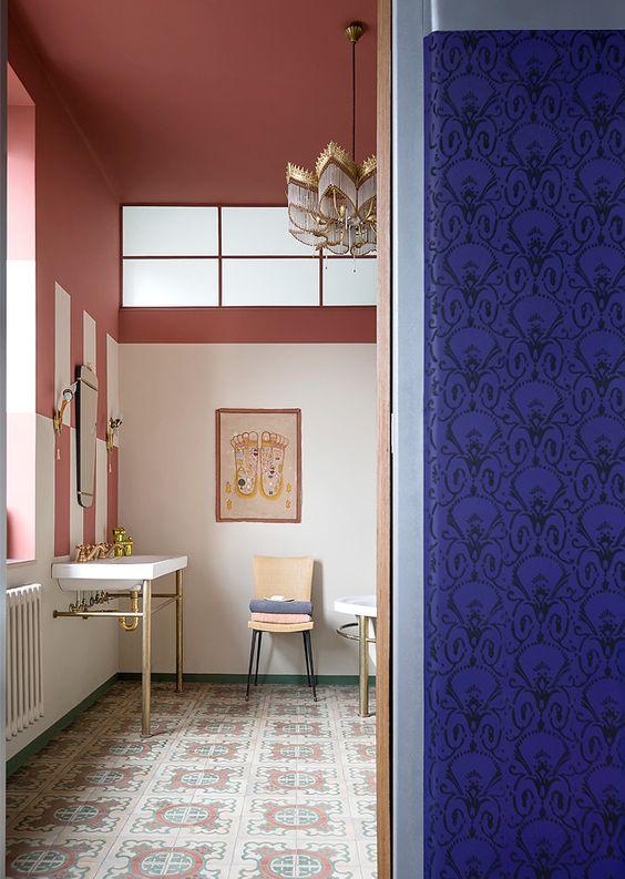 Casinha colorida: Um loft absolutamente minimalista em Budapeste