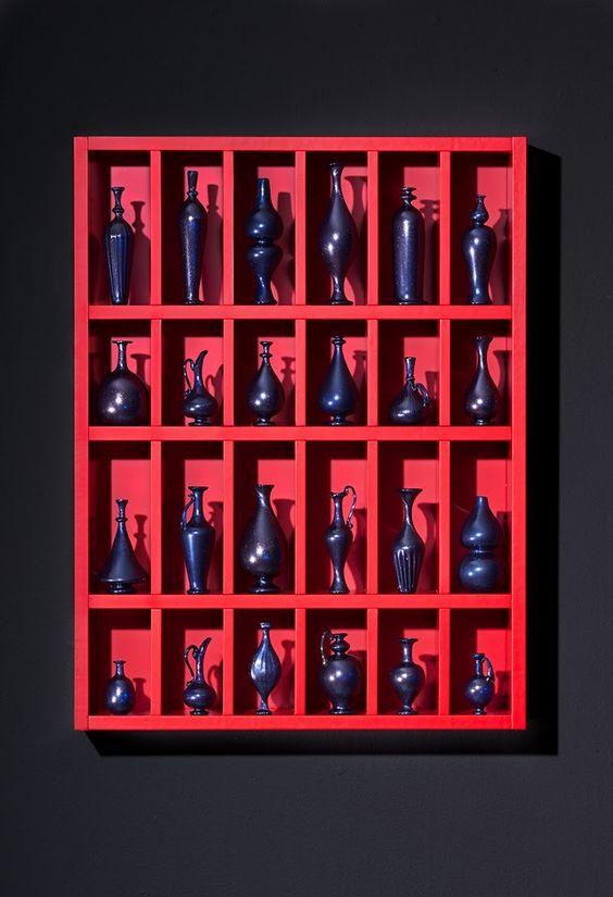 A arte em vidro de Lino Tagliapietra