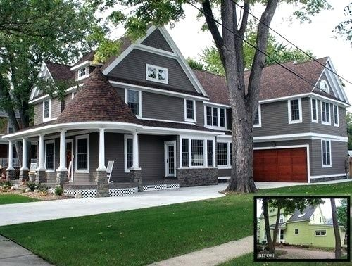 Image Result For Paint Colors For Reddish Brown Roof Exterior Paint Colors For House House Paint Exterior Exterior House Colors