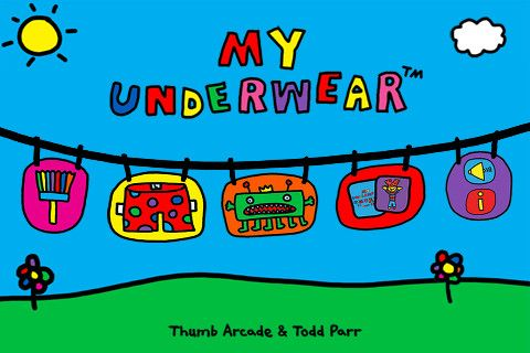 I LOVE YOU TODD PARR!