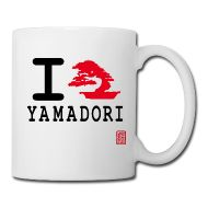 Bouteilles et tasses ~ Tasse ~ Mug I love Yamadori