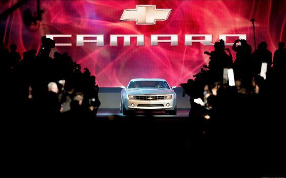 2006シボレーカマロ 車 高解像度で壁紙