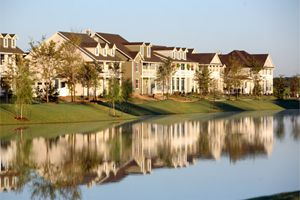 My dream town, Providence Village, TX. :) A few more years maybe.