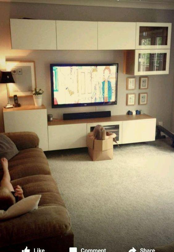 Ikea Besta Living Room in Home, Furniture   Cheap Home Decor ...