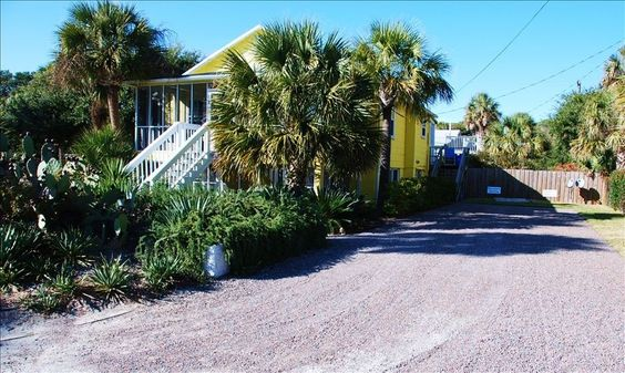 Other Folly Beach Properties Vacation Rental - VRBO 102021 - 4 BR Folly Beach House in SC, Keep Your Sunnyside up!
