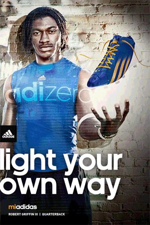 New Adidas advert features all of the famous people ...
