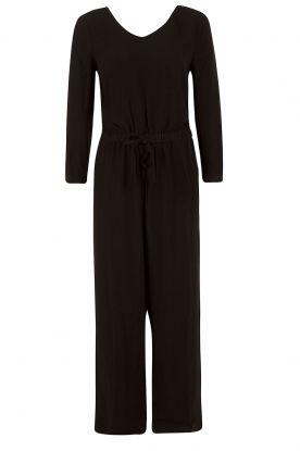 American Vintage   Jumpsuit Holiester   zwart