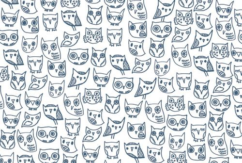 This would make a cute wrapping paper.